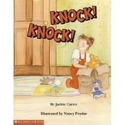 Knock, Knock (My First Library) de Jackie…