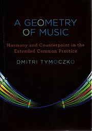 A Geometry of Music: Harmony and…