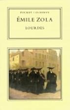 Lourdes by Émile Zola