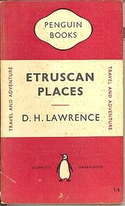 Etruscan Places af D H Lawrence