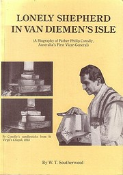 Lonely Shepherd in Van Diemens Isle: (Father…