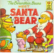 The Berenstain Bears Meet Santa Bear (First…