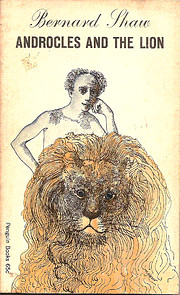 Androcles and the Lion de Bernard Shaw