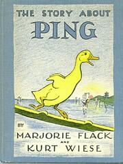 Story about Ping de Marjorie Flack