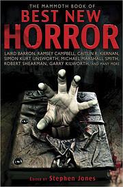 The Mammoth Book of Best New Horror 22 de…