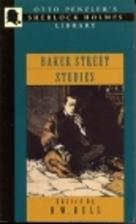 Baker Street Studies by H. W. Bell