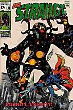 Doctor Strange # 180 by Roy Thomas