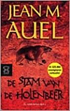 De stam van de holenbeer by Jean M. Auel