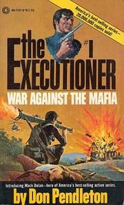 War Against the Mafia (Executioner) de Don…