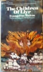 Children of Llyr por Evangeline Walton