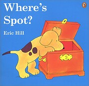 Where's Spot? (Picture Puffin) por Eric Hill