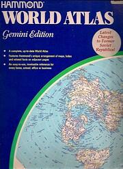 Hammond World Atlas/Gemini de Hammond…