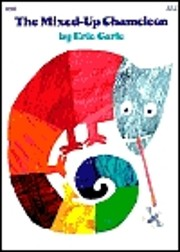 The Mixed-Up Chameleon por Eric Carle