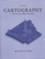 Cartography: Thematic Map Design de Borden…