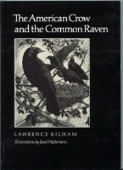 The American Crow and the Common Raven par…