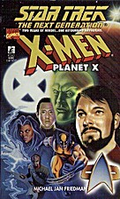 Planet X by Michael Jan Friedman