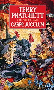 Carpe Jugulum – tekijä: Terry Pratchett