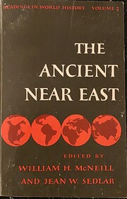 The Ancient Near East de Edited by William…