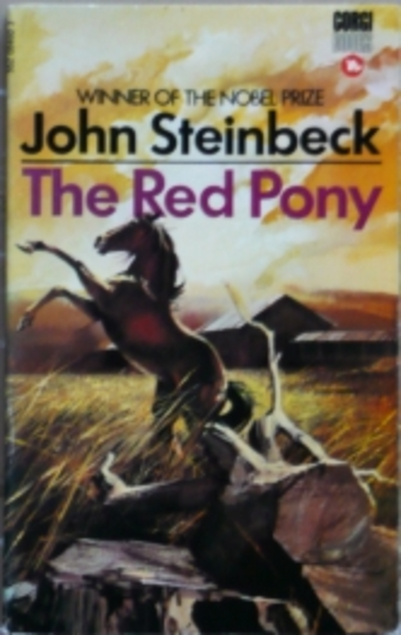 The Red Pony cover