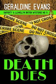 DEATH DUES #11 Rafferty & Llewellyn cozy…