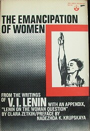 The Emancipation of Women; From the Writings…