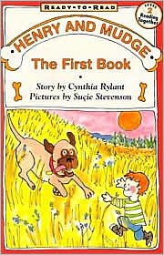 Henry and Mudge: The first book of their…