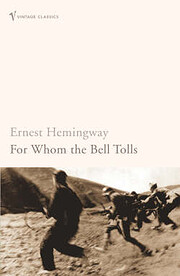 For Whom the Bell Tolls por Ernest Hemingway