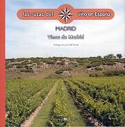 Madrid : [vinos de Madrid] af Josdel Corral