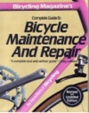 Bicycling Magazine's Complete Guide to…