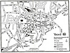 Yeovil Map by South Somerset District…