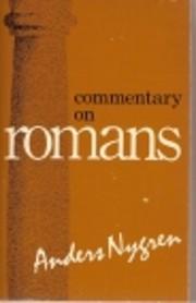 Commentary on Romans av Anders Nygren