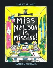 Miss Nelson Is Missing! af Harry; Marshall…