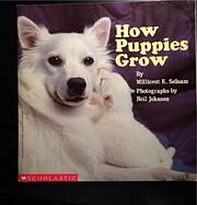 How Puppies Grow av Millicent Ellis Selsam