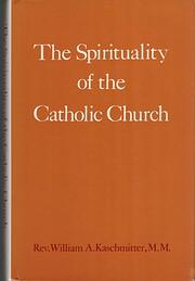 The spirituality of the Catholic Church por…