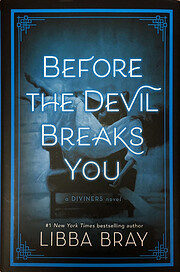 Before the devil breaks you : a Diviners…