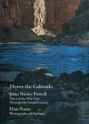 Down the Colorado af John Wesley Powell