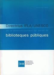 Directrius IFLA/UNESCO per al…