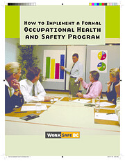 How to implement a formal occupational…