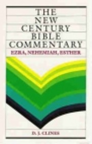 The New Century Bible Commentary: Ezra,…