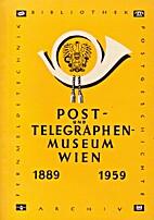 Post- und Telegraphenmuseum :…