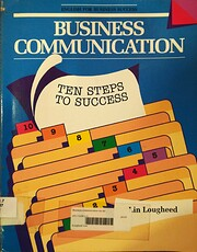 Business communication : ten steps to…