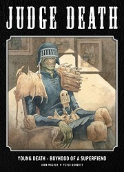 Judge Death: Young Death - Boyhood of a…