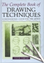 Complete Book of Drawing Techniques de Peter…