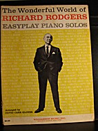 The Wonderful World of Richard Rodgers…