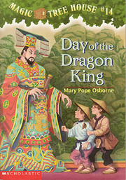 Day of the Dragon King (Magic Tree House…