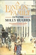 A Victorian Family by M. V. Hughes