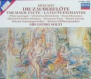 Die Zauberflöte (3 CD) av W. A. Mozart