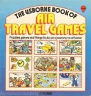 Usborne Book of Air Travel Games de Moira…