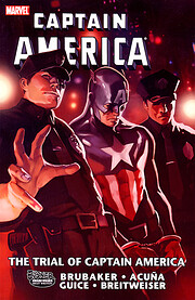 Captain America: The Trial of Captain…