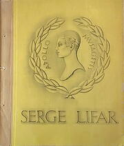 Serge Lifar Sixteen Drawings by Eileen Mayo…